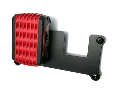 Akku Wandhalterung für Bosch Professional 18V-LI Procore  2-Fach