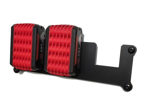 Akku Wandhalterung für Bosch Professional 18V-LI Procore  3-Fach