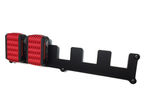Akku Wandhalterung für Bosch Professional 18V-LI Procore  5-Fach